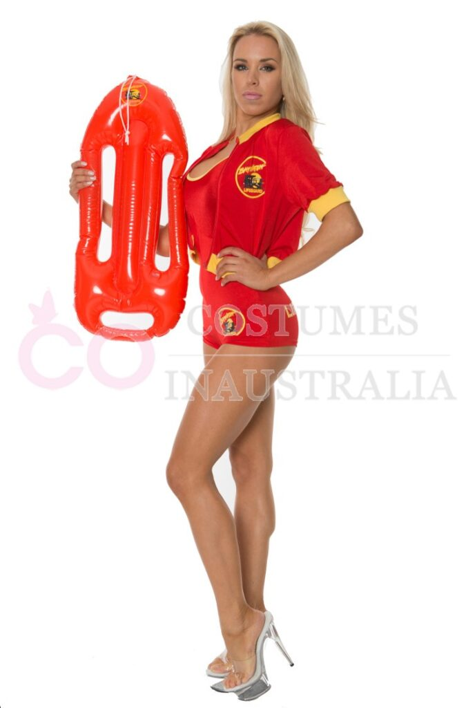 Australian lifeguard