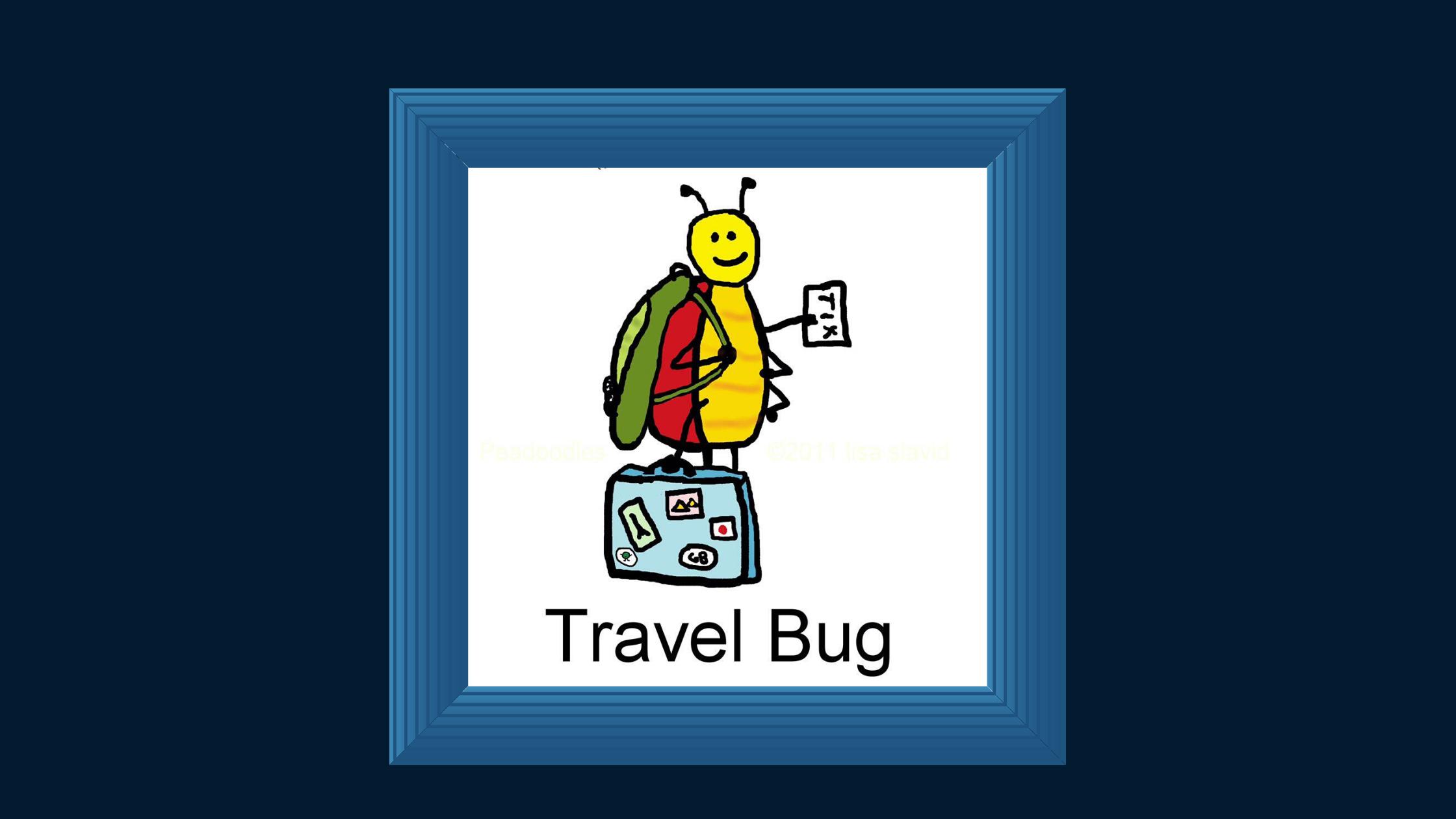 travel bug po polsku