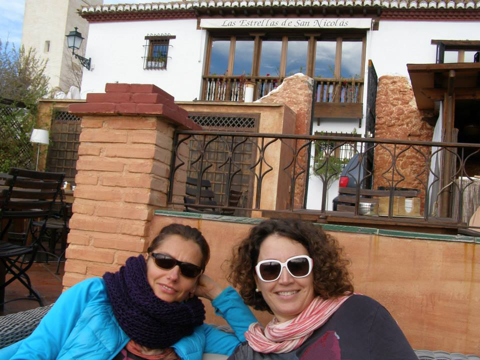 Isabele i ja , Granada