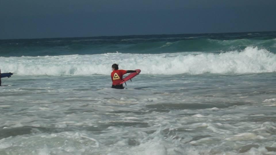 Portugalia i surfing