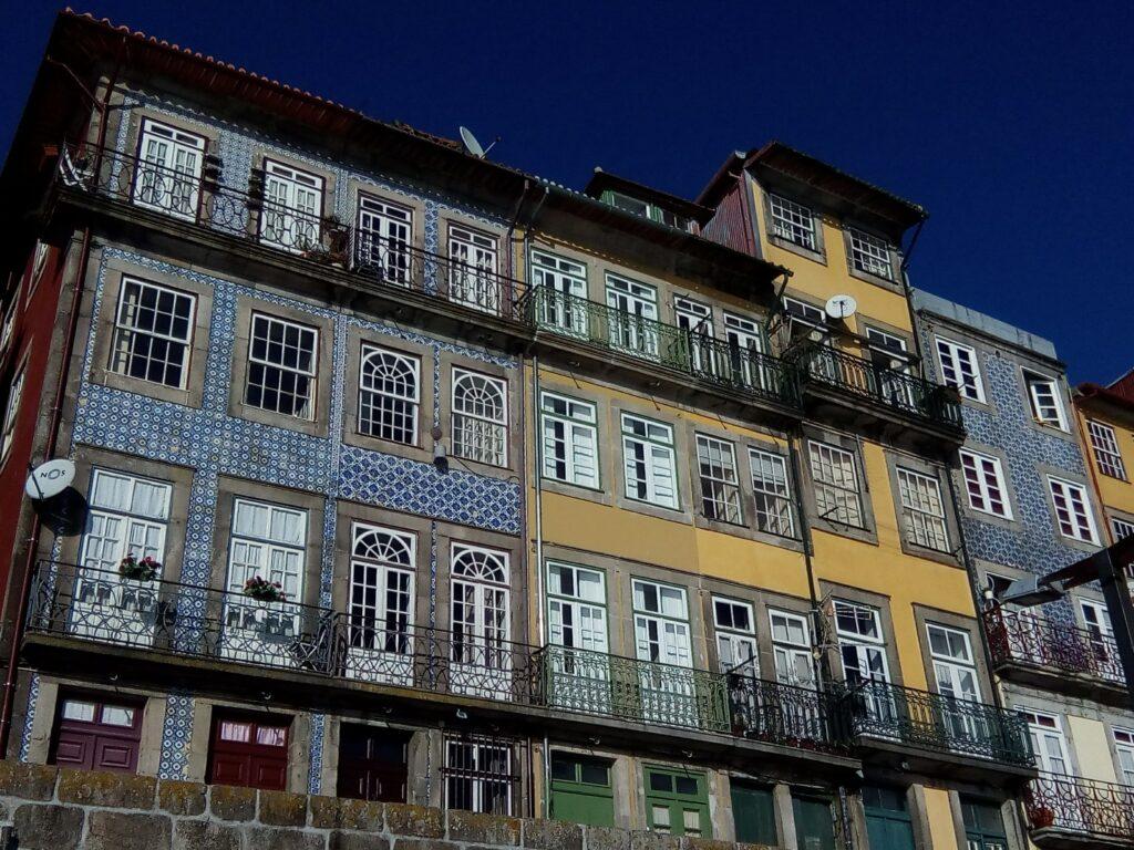 Porto w grudniu