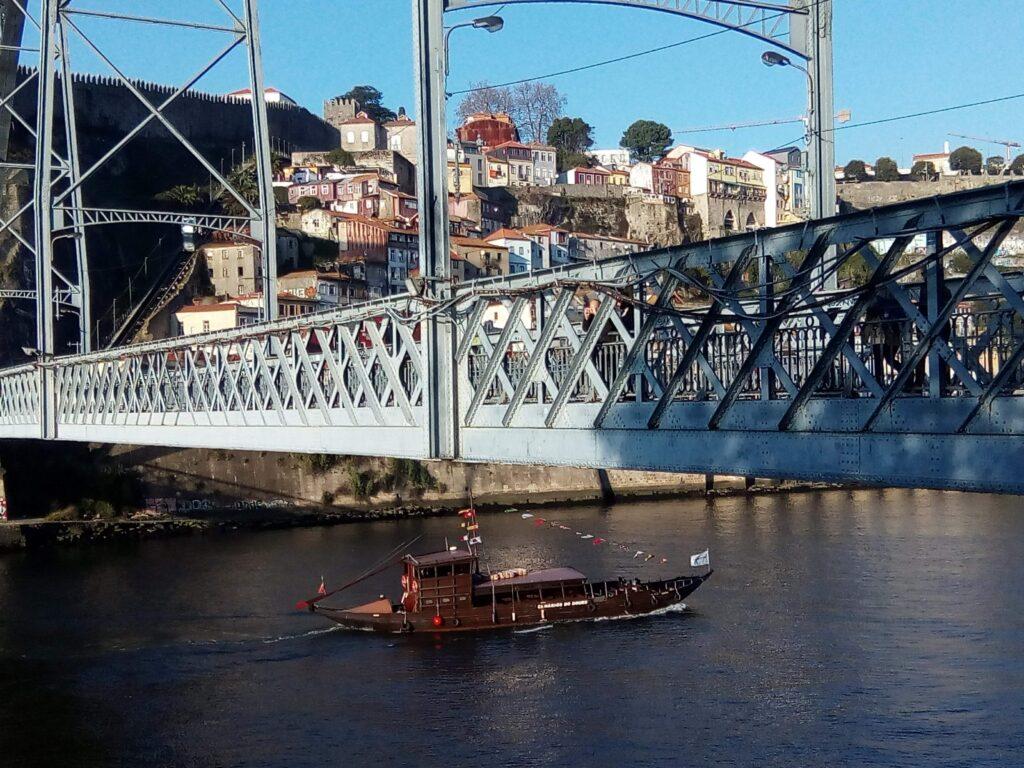 most na rzece Duoro, Porto