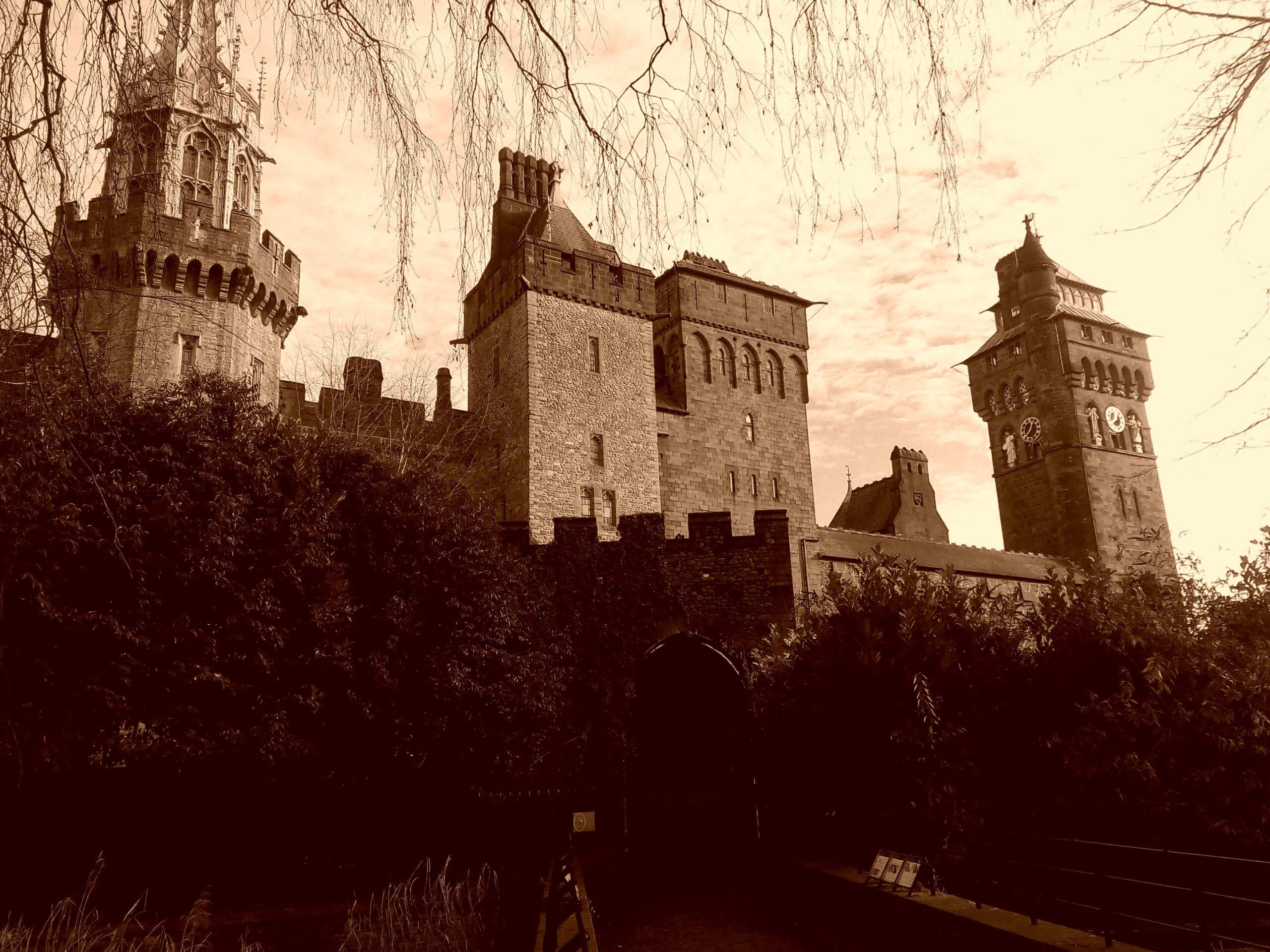 Butu Park, Cardiff Castle