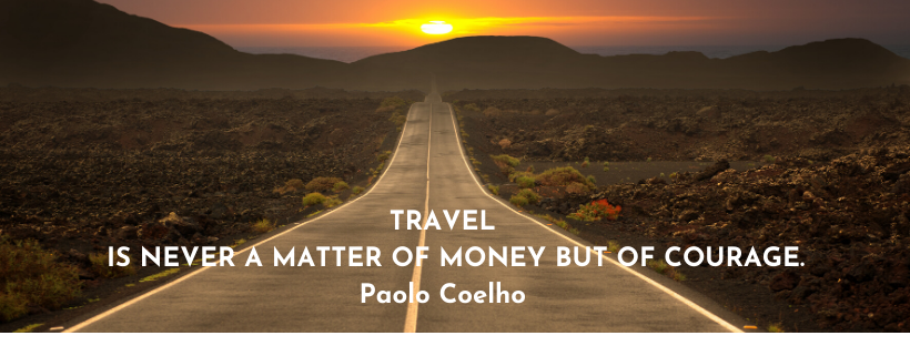 travel is not the matter of money