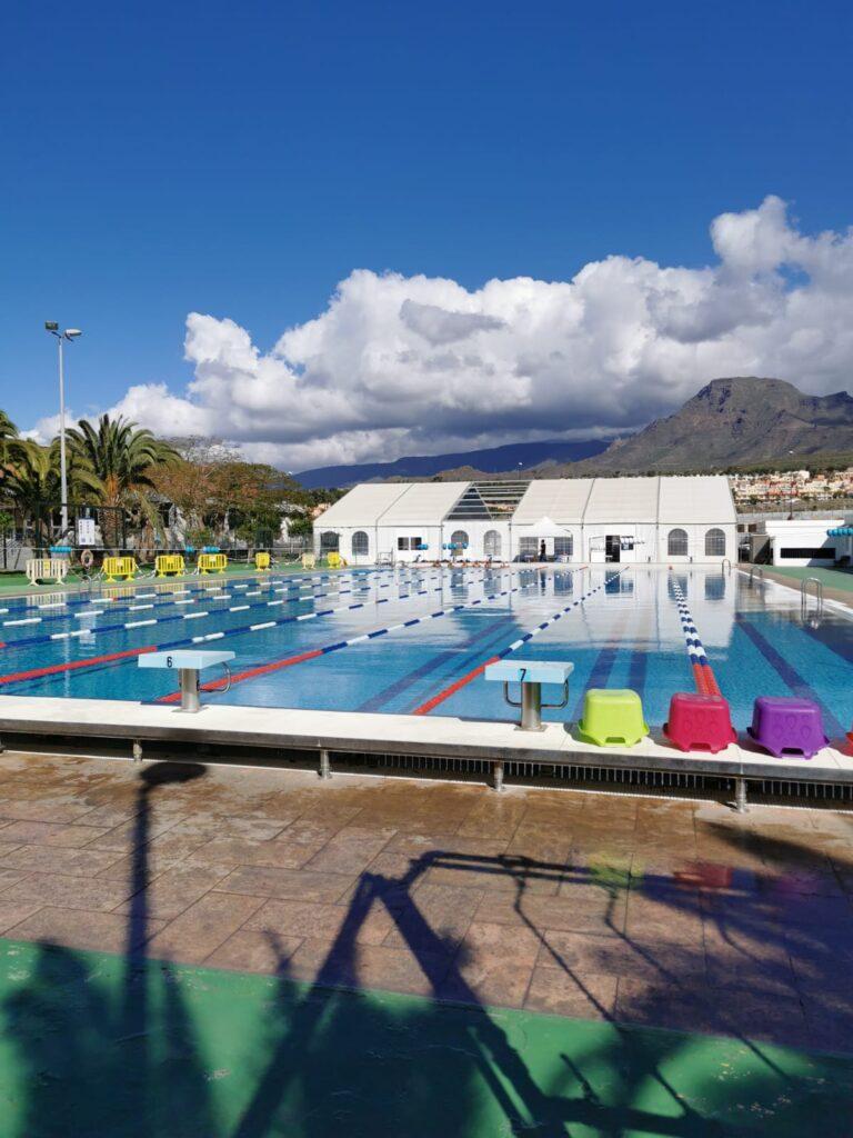pływalnia olimpijska Teneryfa