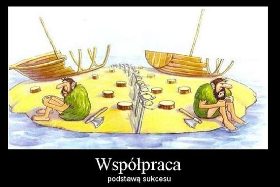 Współpraca